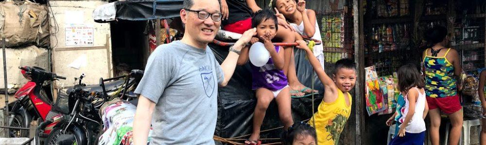A photo in Manila